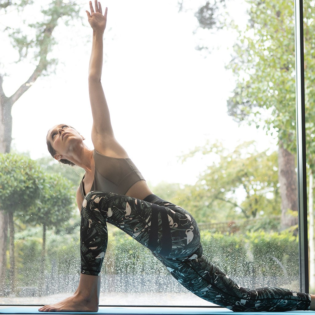 Yoga to stay fit